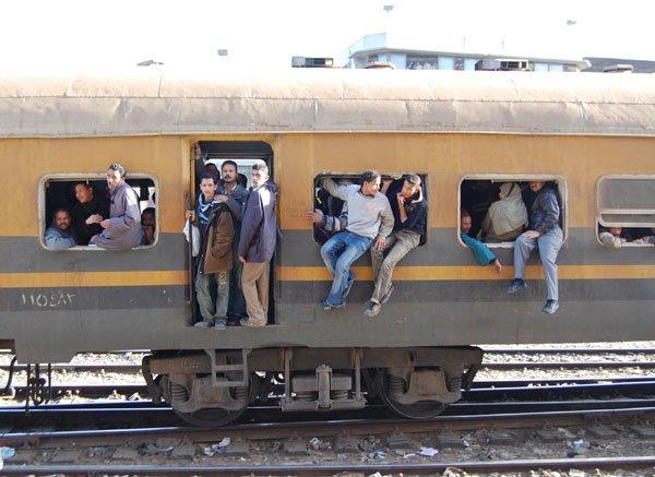 مواعيد قطارات الزقازيق طنطا