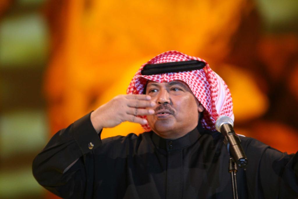 صورة وفاة الفنان السعودي أبو بكر سالم