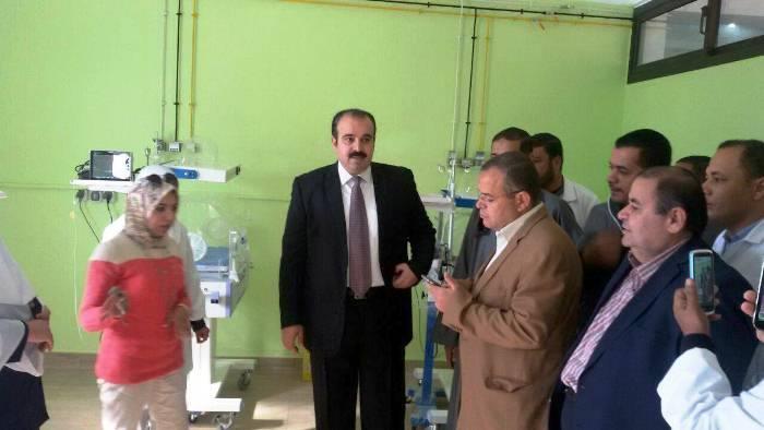 صورة 7 حضانات جديدة لطب الأسرة في أبو حماد بمحافظة الشرقية