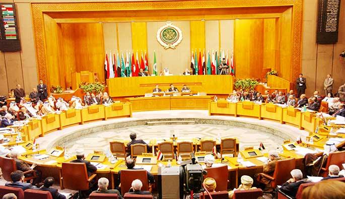 صورة رد ناري من الجامعة العربية على قرار ترامب