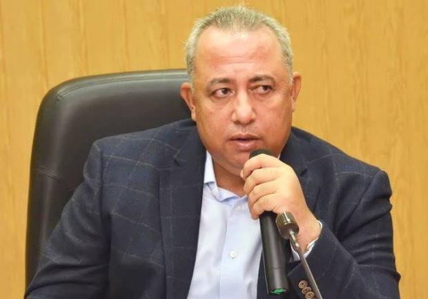 صورة محافظ الشرقية يشيد بجهود ائتلاف نواب البرلمان