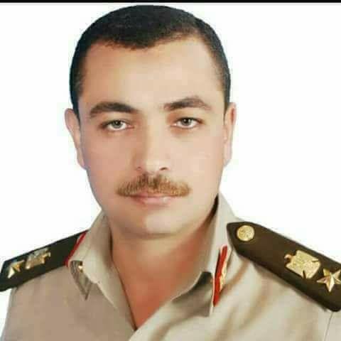 صورة استشهاد العقيد «أحمد الكفراوي» ابن الشرقية في هجوم إرهابي بالعريش