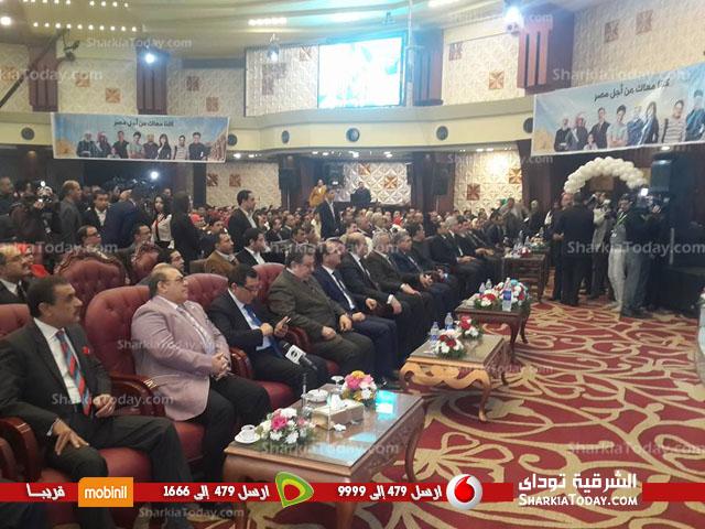 صورة حملة «كلنا معك من أجل مصر» بالشرقية: جمعنا مليون استمارة لدعم الرئيس لفترة ثانية