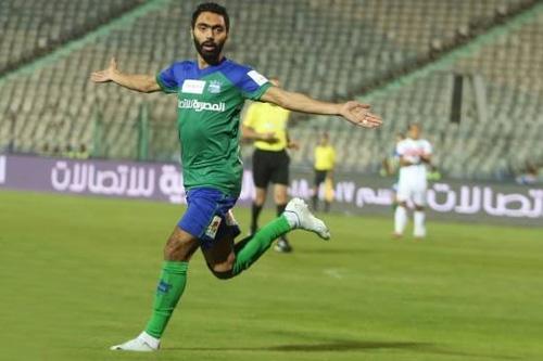 صورة الأهلي يطلب التعاقد مع حسين الشحات من المقاصة
