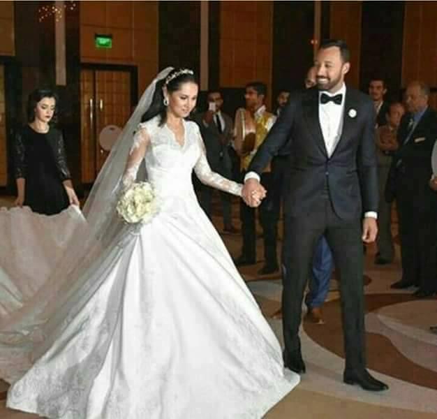 حقيقة زواج أحمد فهمي وياسمين رئيس (1)