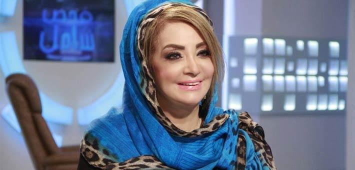 صورة الفنانة «شهيرة» تكشف حقيقة خلعها الحجاب