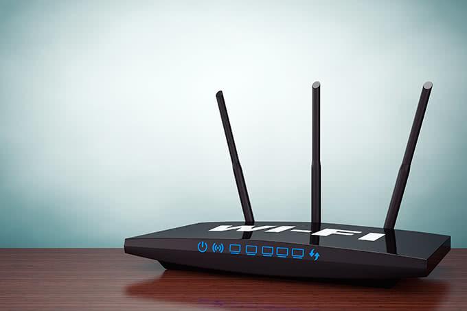 صورة خطوات إخفاء اسم الواي فاي الخاص بشبكة الإنترنت لتجنب سرقة الباقة