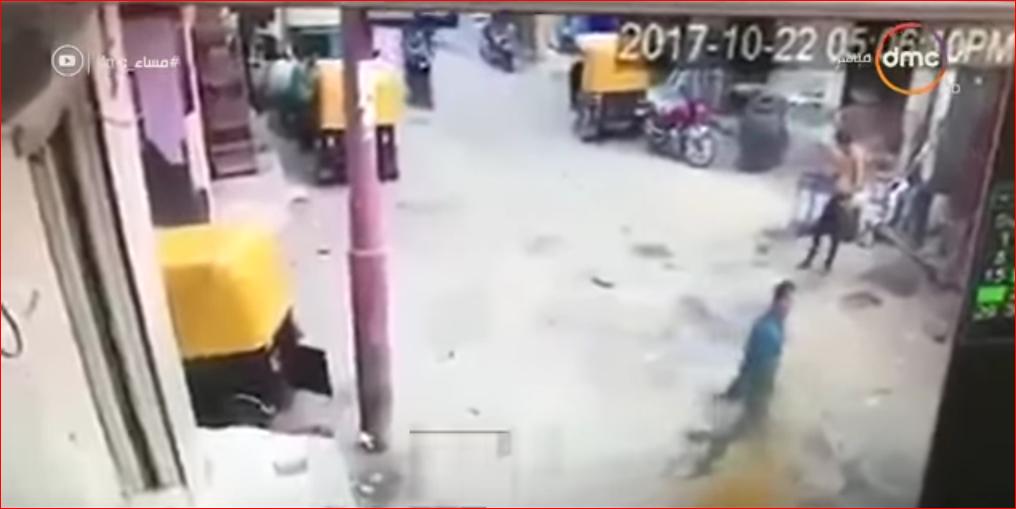 صورة إيمان الحصري تعرض لحظة إطلاق تجار مخدرات النار على طفل بالشرقية