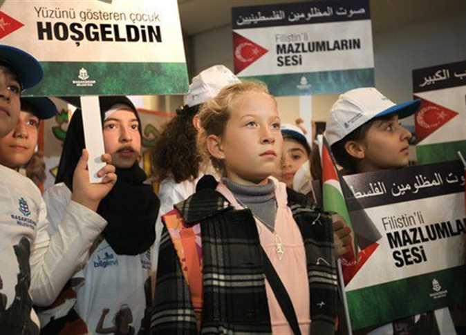صورة إسرائيل ترفض الإفراج عن الفلسطينية عهد التميمي