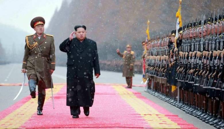 صورة زعيم كوريا الشمالية للعالم: «المشروع النووى اكتمل»
