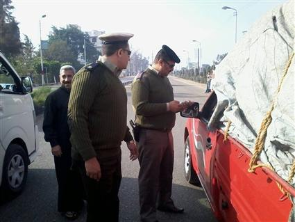 صورة محافظة الشرقية.. ضبط 3 سائقين لتعاطيهم المخدرات أثناء القيادة