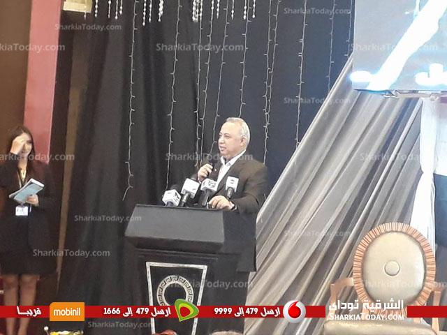صورة محافظ الشرقية: مصر تخوض حرب شرسة ضد الإرهاب ولا نريد أن نكون مثل سوريا والعراق