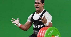 محمد إيهاب عن تنظيم مصر لبطولة رفع الأثقال