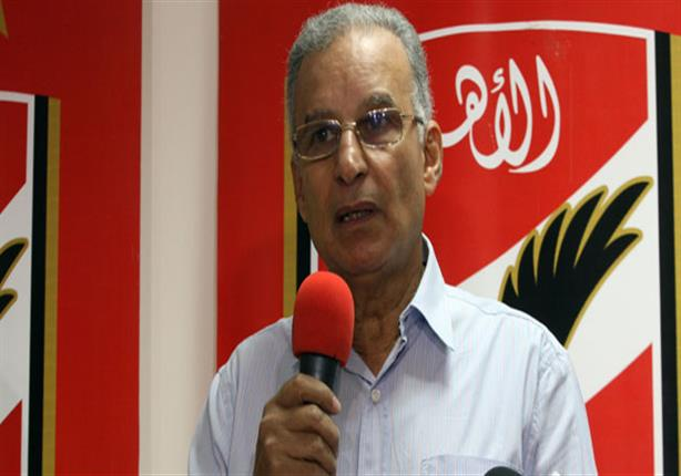 صورة مدير الأهلي الجديد رفض معلول وأكرم ويساند حسام البدري