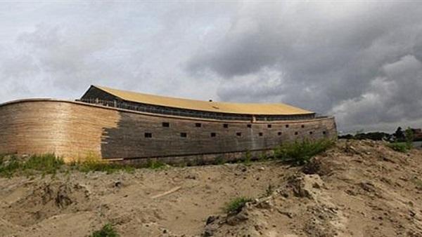 صورة مذيع يفجر مفاجأة عن مكان سفينة نوح: أقسم بالله فى التجمع الخامس