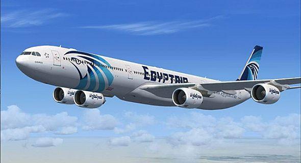 صورة القصة الكاملة لمحاولة سرقة 10 آلاف دولار من طائرة مصر للطيران