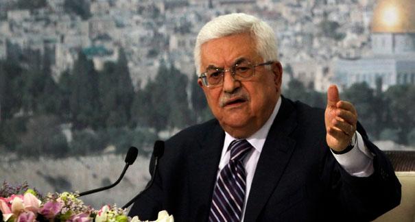 صورة الرئيس الفلسطيني يلقي كلمة بعد قليل للأمة العربية