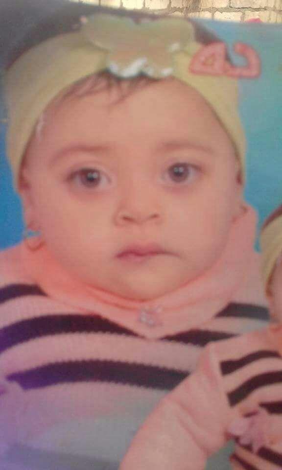 """صورة محافظة الشرقية: بعد اختفائها من أمام منزلها ب""""الحسينية.. العثور على جثة الطفلة دنيا"""