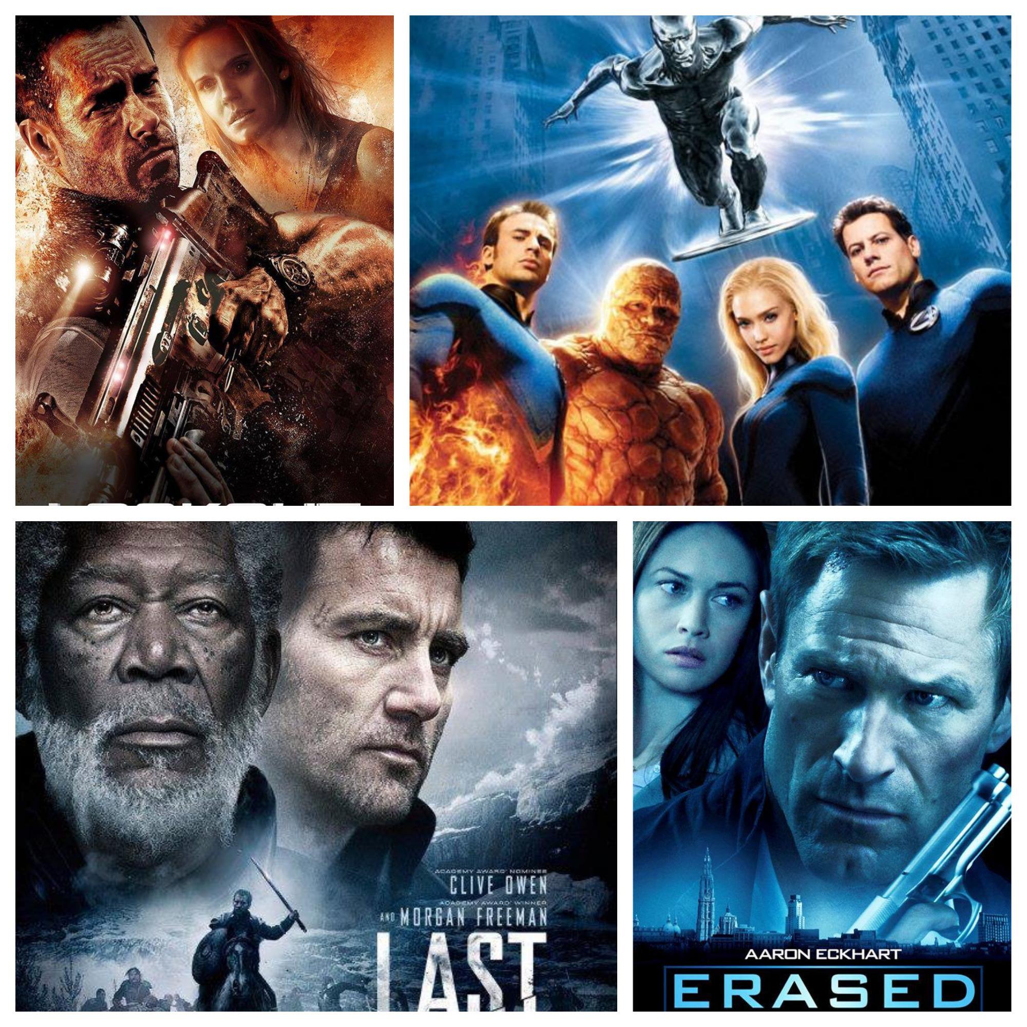 صورة الأكشن يسيطر على الأفلام الأجنبية اليوم