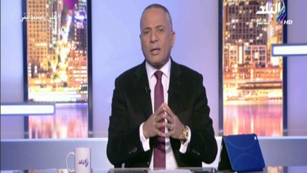 صورة أحمد موسى يعلق على الإقبال في أول أيام انتخابات الرئاسة