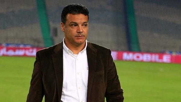 صورة أول رد فعل من إيهاب جلال بعد تعيين حسام البدري مدير فني للمنتخب