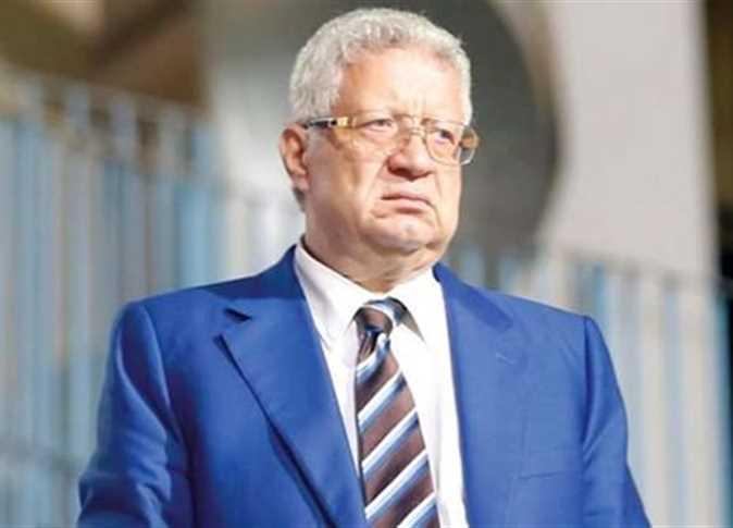 صورة مرتضى منصور يعلن عن المدير الفني لـ الزمالك أمام الأهلي