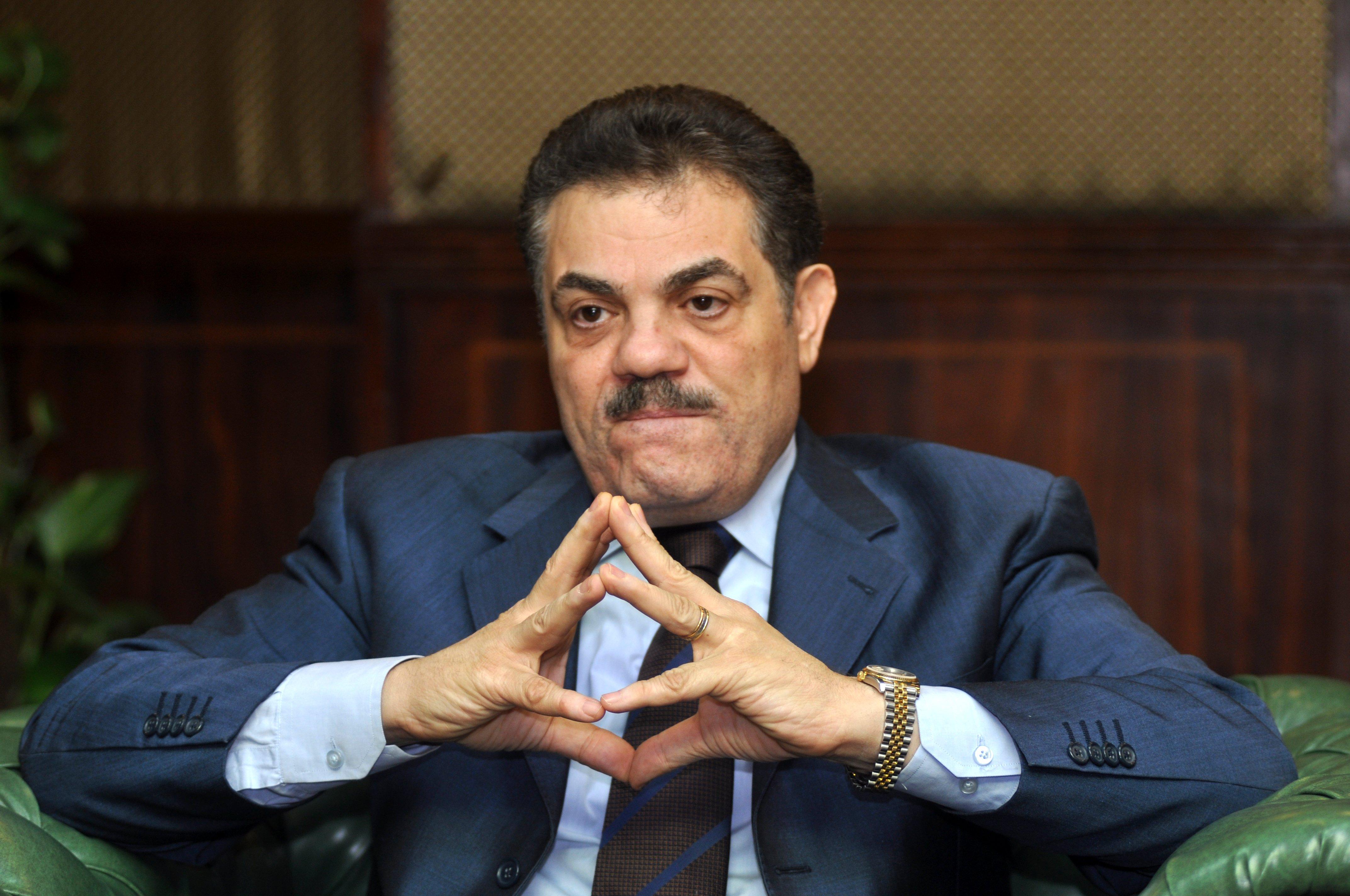 صورة السيد البدوي: السيسي الأصلح لرئاسة مصر ووجود مرشح واحد «ليس عيبًا»