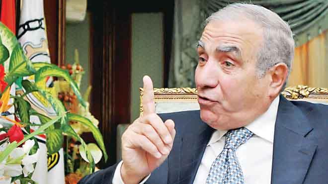 صورة السيرة الذاتية لـ اللواء أبو بكر الجندي وزير التنمية المحلية الجديد