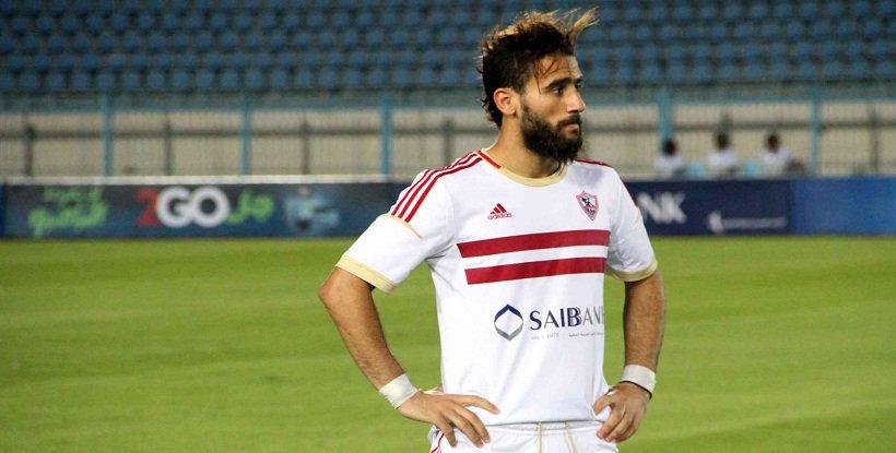 صورة الزمالك يصدر قرار هام بشأن باسم مرسي