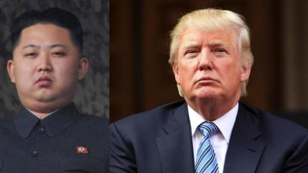ترامب وزعيم كوريا