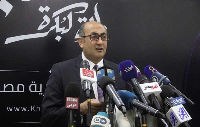 صورة حزب الدستور يعلن دعم خالد علي لانتخابات الرئاسة