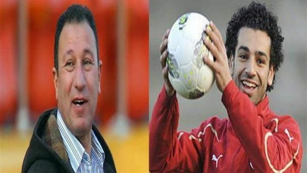 صورة مجدي عبدالغني عن محمد صلاح: «شكلي هسامحوا لو عملها في كأس العالم»