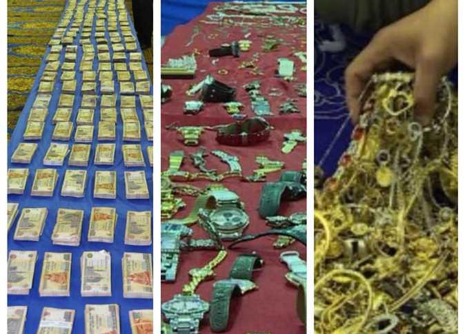 صورة وزارة الداخلية تنشر التفاصيل الكاملة عن عصابة الـ«100 مليون جنيه»
