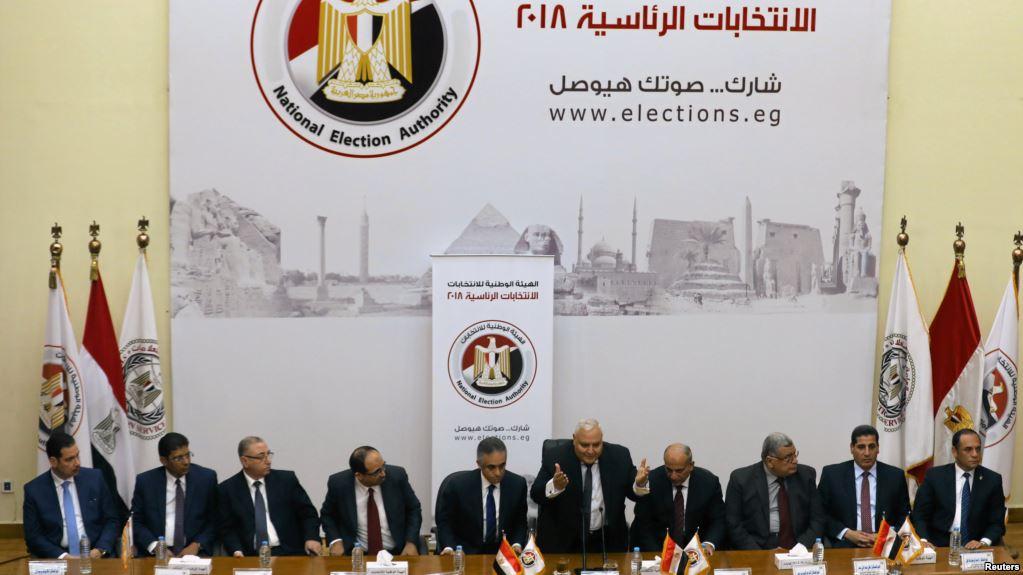 صورة «الوطنية للانتخابات» تعلن عدد توكيلات مرشحي الرئاسة