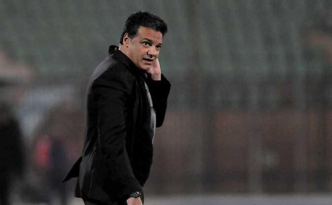 صورة إيهاب جلال مديرا فنيا لأهلي طرابلس الليبي