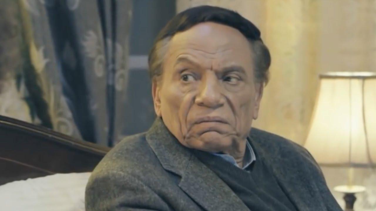 زيارة عادل إمام لديوان محافظة الجيزة