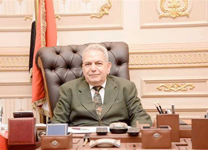 رئيس مجلس القضاء الاعلي