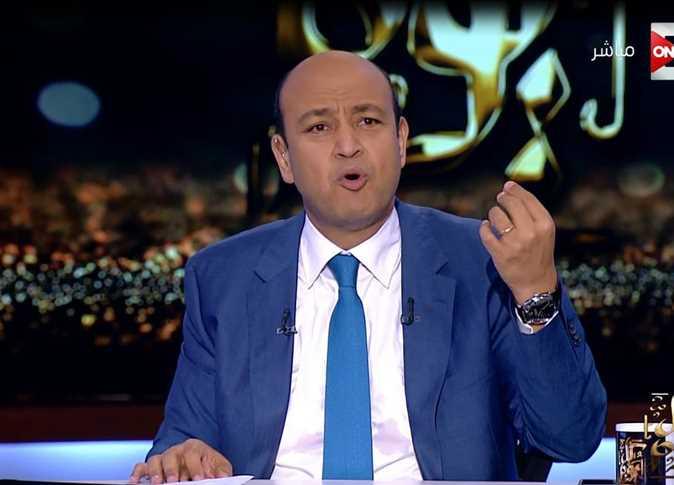 صورة عمرو أديب: مصر بحاجة إلى 15 مرشح رئاسي بعد ولاية السيسي الثانية
