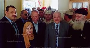 محافظ الشرقية يتفقد اللجان الإنتخابية بديرب نجم