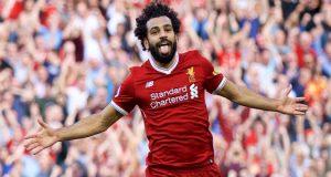 محمد صلاح لاعب الشهر في ليفربول للمرة السادسة