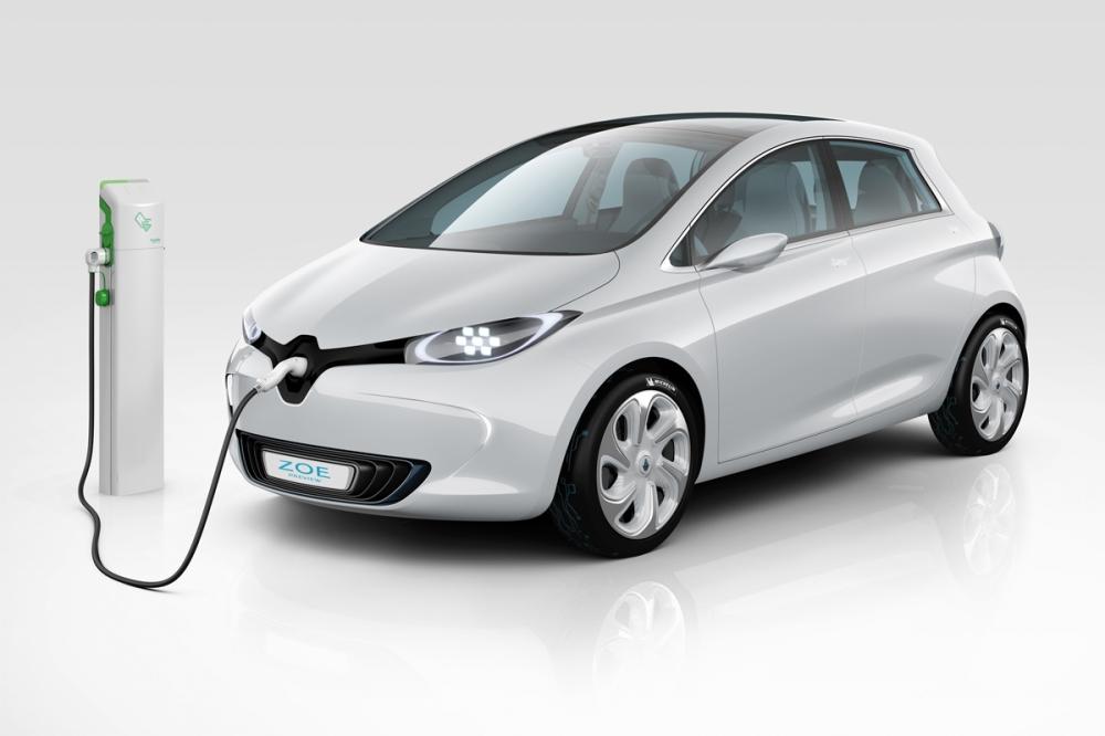 صورة رابطة مصنعي السيارات: المركبات الكهربائية صيانتها أقل وسعرها عائق