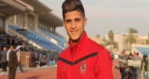 أحمد الشيخ في الأهلي