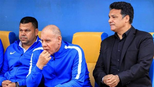 صورة أول قرار من إيهاب جلال بعد إعلان استقالته من تدريب الزمالك