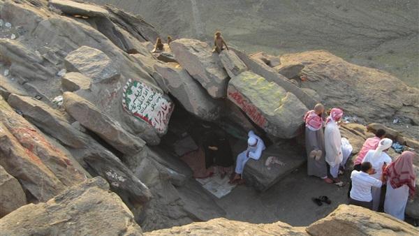 صورة السعودية تحظر على المعتمرين والزائرين زيارة جبل النور