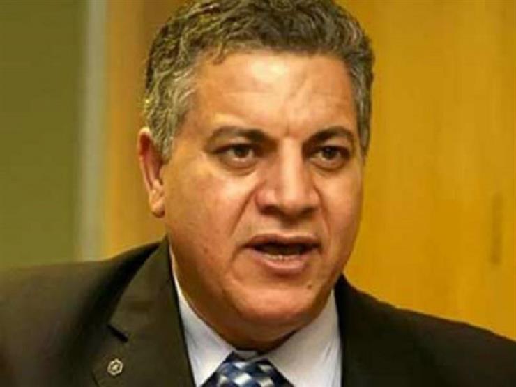 نجل البرلماني السابق حمدي الفخراني بمنزل عائلته بالمحلة
