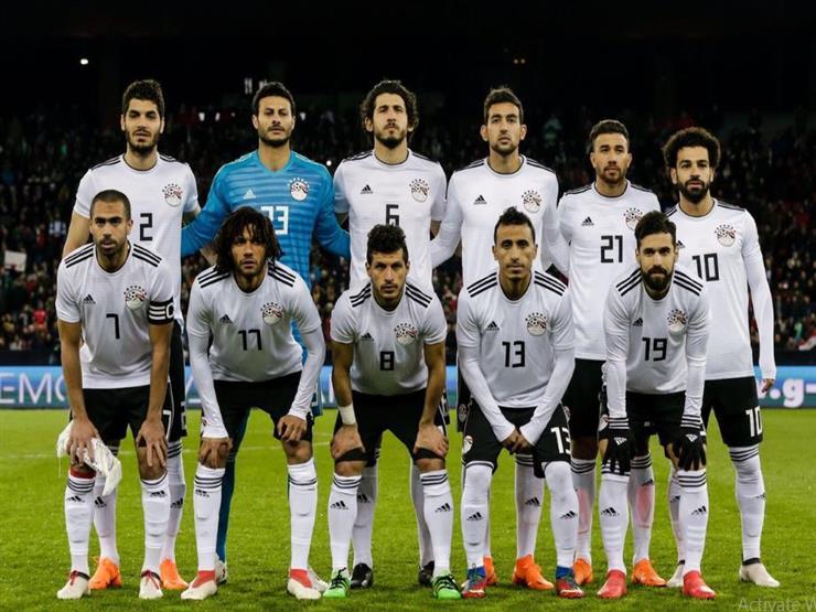 صورة مفاجآت في تشكيل منتخب مصر أمام كولومبيا