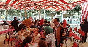 قصر ثقافة الزقازيق يشارك في احتفالات يوم اليتيم