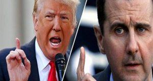 صحيفة أمريكية: ترامب لا يريد ضرب الأسد فقط في سوريا