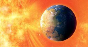 عاصفة شمسية خطيرة تضرب الأرض خلال أيام