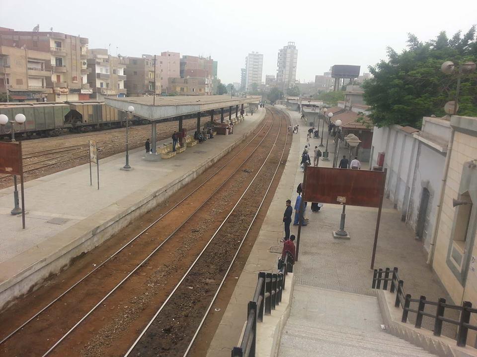 مواعيد قطارات طنطا الزقازيق 2018